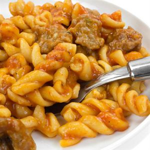 Picture of GOFoods Premium - Sausage-Flavored Pasta