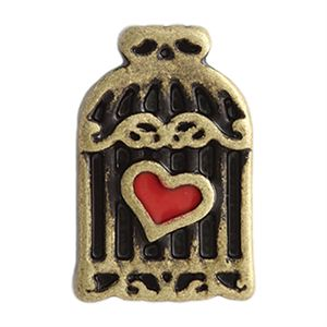 Picture of Bird Cage Charm