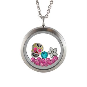 Picture of Colorful Catrina Locket