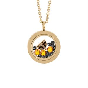 Picture of Hanukkah Lights Locket