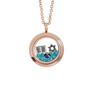 Picture of Star of David Locket